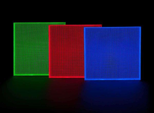 LED Light Sheet Colour-Changing RGB