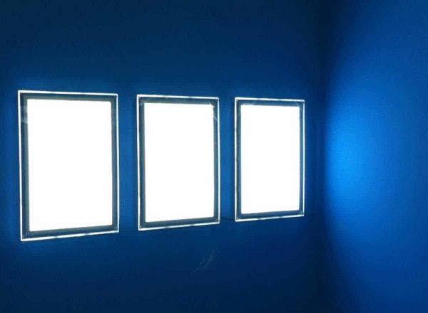 LED Light Pockets Wall Mounted