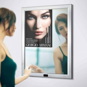 Magic Mirror Light Boxes with Sensor