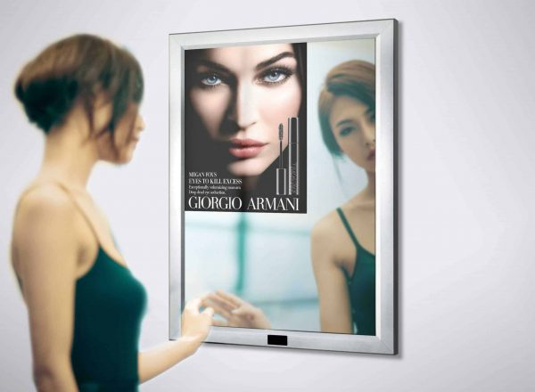 Magic Mirror Light Boxes with Sensor