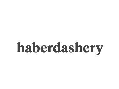 Haberdashery logo