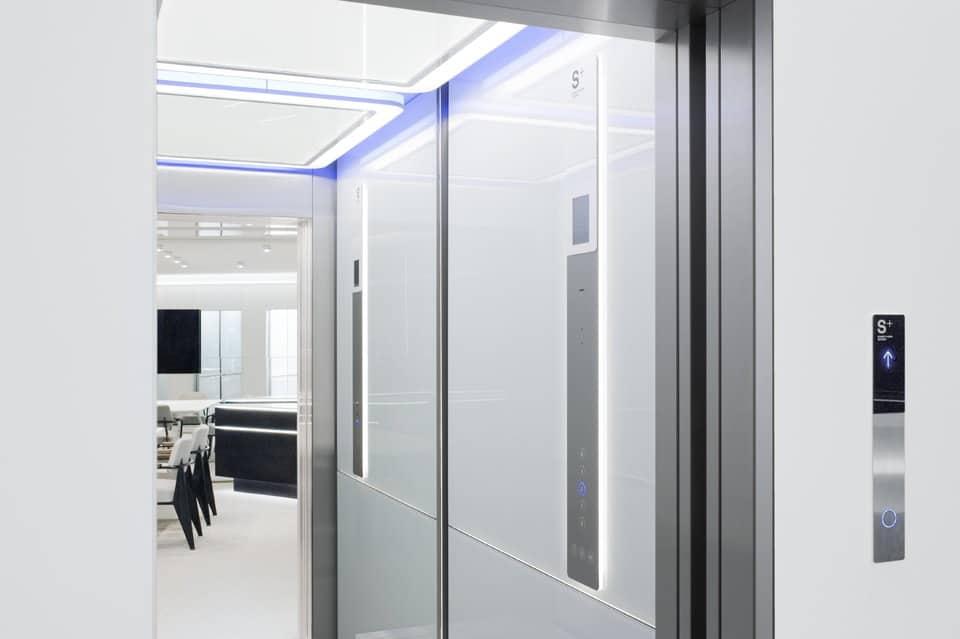 Lift Car LED Light Sheet Lighting