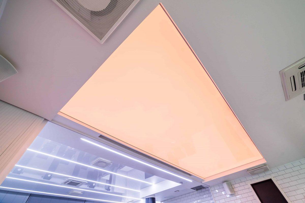 Bespoke Ceiling Lighting